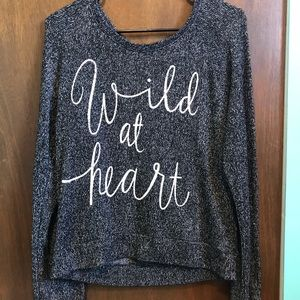Wild At Heart Long Sleeve